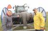 Без запаху та шкоди дорогам: гній на Тернопільщині транспортують шлангом
