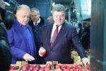Яблука «Гадза» вперше поїхали до Гонконгу та Лівії