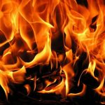 На Київщині сталася пожежа в магазині «Roshen»