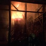 На Тернопільщині від вогню врятували 14 тонн соняшнику